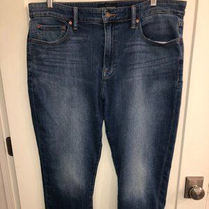 Lucky Brand 410 Athletic slim jeans 38x30 EUC LN